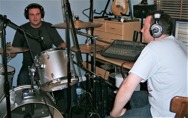 Recording EP